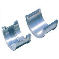 Tilting pad journal bearing for water turbine
