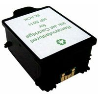 Remanufactured Black Inkjet Cartridge for HP 5011D BK thumbnail image