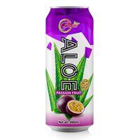 maximum strength pure natural aloe vera juice with passion fruit ( BENA beverage companies)