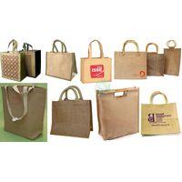 Jute Shopping Bag thumbnail image