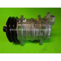 TM16 air compressor for universal bus and heavy truck, vertical