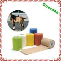 Colored Horse Waterproof Cohesive bandages