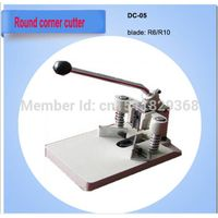 manually round corner cutter