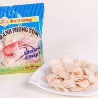 Prawn cracker/ Shrimp chips- Sa Giang Chips thumbnail image