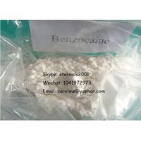 Weight Loss Anesthetic Anodyne Benzocaine / Ethyl 4-Aminobenzoate for Anti Estrogen