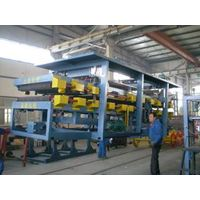 rockwool sandwich panel machine
