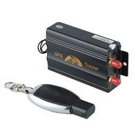 Coban GPS SMS GPRS tracker TK103B GPS103B sensor alarm deep sleep move alarm car gps tracker 12-24v