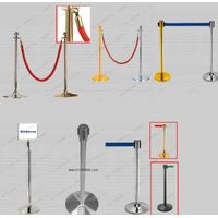 railing stand ,rope stand, queue barrier, thumbnail image