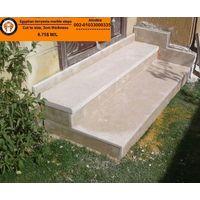 Terryesta marble steps