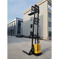 price of electric stacking forklift from forklift manufacturer