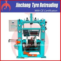 Used Tire Retreading Machine-Tyre Building Machine(Used in both Cold and Hot Retreading)