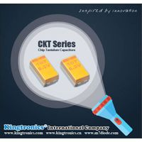 Kt Kingtronics Surface Mount Tantalum Capacitors Recommended Voltage Derating Guidelines
