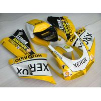 Ducati 748 / 916 / 996 / 998 Yellow XEROX Fairing Bodykits