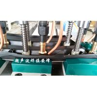 Hot riveting machine car decoration, car decoration hot riveting point welding machine