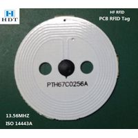 Diameter25mm ISO14443A HF PCB Tag (HDT)