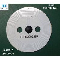 Diameter25mm ISO14443A HF PCB Tag (HDT)