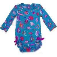Fancy Kids - Radiant Heatbeats One-Piece (Little Kids) Girl's Swimwear