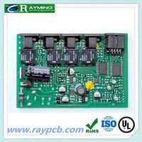 2015 Professional led blank pcb boards aluminum base factory