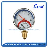 thermo-manometer
