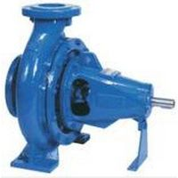 DIN24255 end suction pump