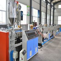 PE-RT floor hearing pipe production line