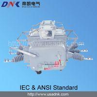 outdoor pole-mounted HV 11kV & 27kV vacuum circuit breaker thumbnail image