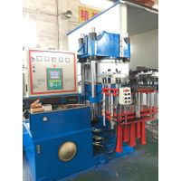 250 TON Single Station Vacuum Rubber Compression Molding Press Machine,Vacuum Rubber Press