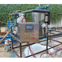 2017 Fahrentec 2T Seawater Flake Ice Machine For Fish Storage