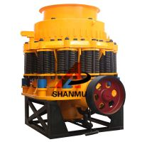 SHANMU Symons Cone Crusher 3FT 4-1/4FT