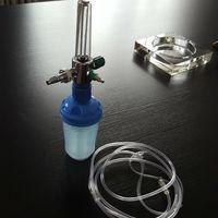 Nasal oxygen cannul/oxygen humidifier bottle