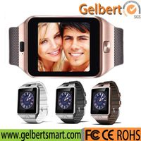 Gelbert Dz09 SIM Card Bluetooth Smartwatch for Android Ios thumbnail image