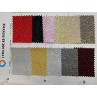 Mesh Fabric Glitter PU Leather for Shoes thumbnail image
