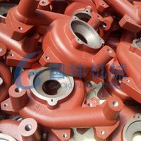 China Pump Castings