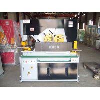 hydraulic combined punching&shearing machine with notch Q35Y(IW) series(Q35Y-16.20.25.30)