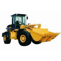 China LiuGong 5 ton wheel loader CLG856