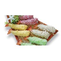 Four Color Breaded Shrimp