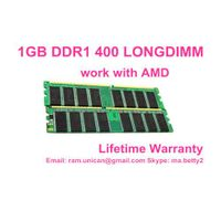 good price 1GB DDR1 400MHZ with lifetime warranty