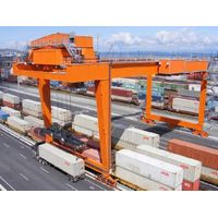 Rail-mounted container gantry cranes thumbnail image