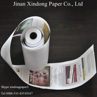 printed thermal paper from Jinan Xindong Paper Co., Ltd