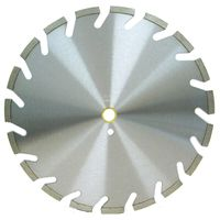 LASER WET CUTTING ASPHALT SAW BLADE