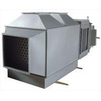 flue gas to water heat recovery economizers for boilers