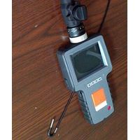Sewer inspection camera with 3.5 inch LCD cheap Non Destructive Testing endoscope 6mm lens with 3m t