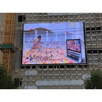 Outdoor P5/P6/P8/P10 SMD Full Color Energy-Saving LED Display Screen with CE, RoHS