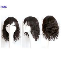 lace front straight human hair wigs for woman thumbnail image