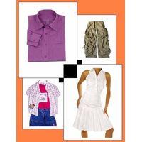 Trousers, Cotton Shirts, Skirts, Shorts, Boxer Shorts