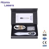 Skin mole removal pen spot removal plasma pen with 6 speed and LCD screen low price professional cli thumbnail image
