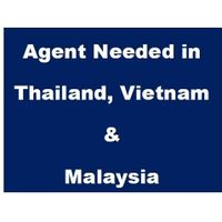 Sales Agent needed in Thailand, Vietnam and Malayisia