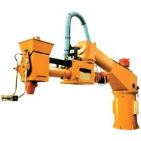 Double arm resin sand mixer machine thumbnail image