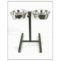 Stainless Steel Adjustable Double Dinner