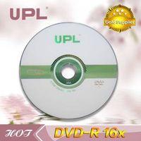 DVDr blank disc thumbnail image